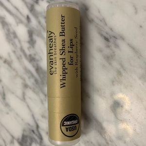 Evanhealy Shea Butter for Lips w/Raspberry Seed